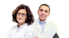25. Aydın Doğan Ödülü, bilim insanları Dr. Özlem Türeci ve Prof. Dr. Uğur Şahin'e verildi!