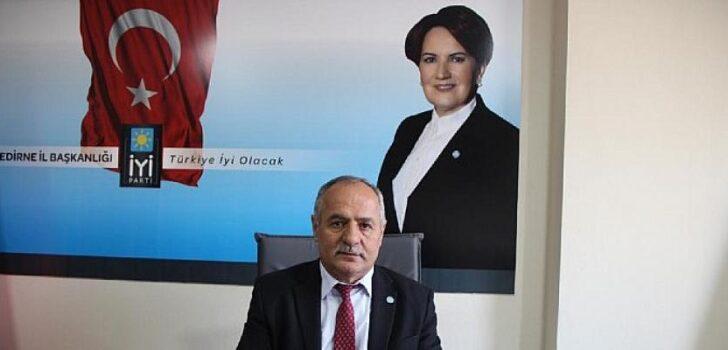 """Başkan Demir, """"Necip milletimiz bu yapılana da sandıkta gereken cevabı verecektir"""""""