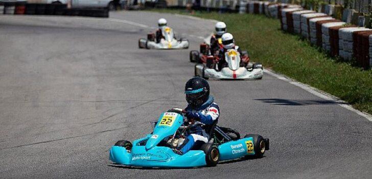 BOM Karting Takımı İlk Yarışını Tamamladı