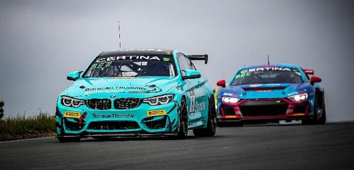 Borusan Otomotiv Motorsport GT4 Avrupa Serisi 3. Ayak Yarışlarını Tamamladı