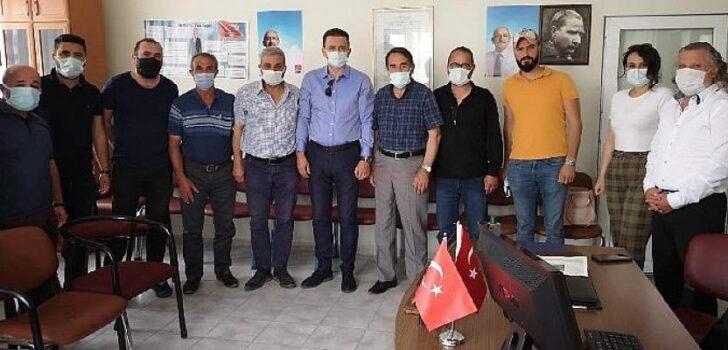 CHP Konya'dan 'Genel Seçime Hazırlık' ziyaretleri