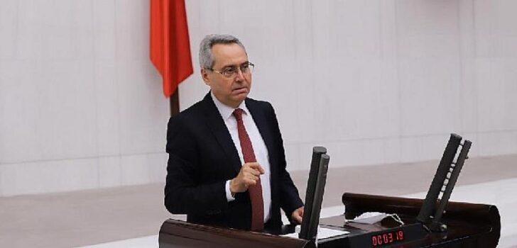 """CHP'li Zeybek: """"Serik'te 500 bin TL rüşveti kim aldı sorusuna 3 bakan 1 yıldır cevap vermiyor"""""""