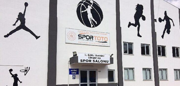 Çimentaş, Elazığ İl Özel İdaresi Spor Salonu'nun isim sponsoru oldu