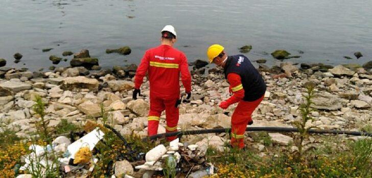 Deniz ve Rıhtımdaki Çöpleri Topladılar
