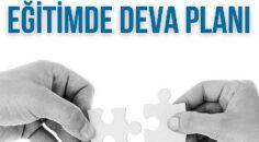 DEVA'dan Telafi Eğitimi Yol Haritası!