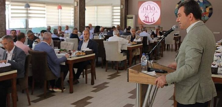 Dünya Kahvaltı Günü'nde Bergama farkı