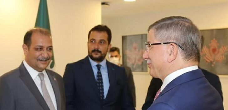 Gelecek Partisi Mersin İl Başkanlığı'ndan Ankara Çıkarması