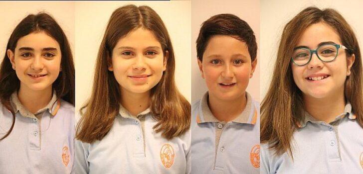 İTÜ Geliştirme Vakfı Okulları öğrencileri çevre projeleriyle Türkiye şampiyonu oldu