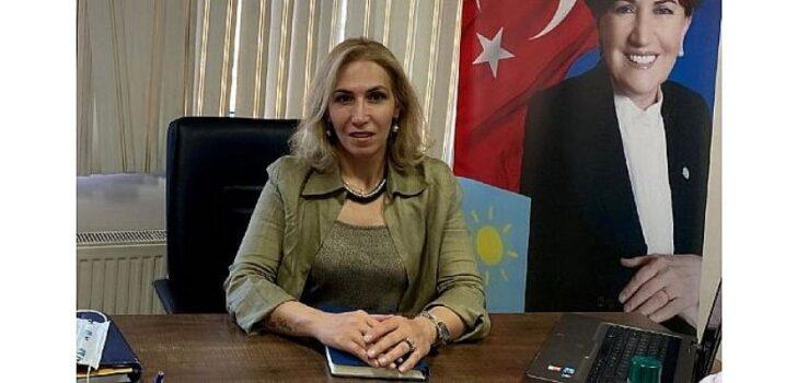 """İYİ Parti Malatya Kadın Politikaları Başkanı Arzu İmik Kayış, """"Bir cumhurbaşkanı yaptığı bu açıklamalardan hicap duymalıdır."""