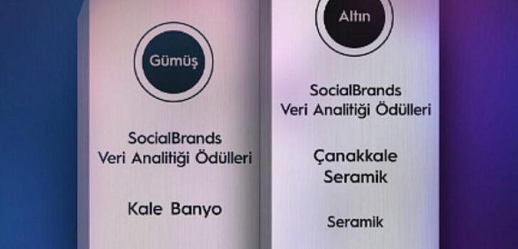 Kaleseramik güçlü markalarıyla sosyal medyanın zirvesinde
