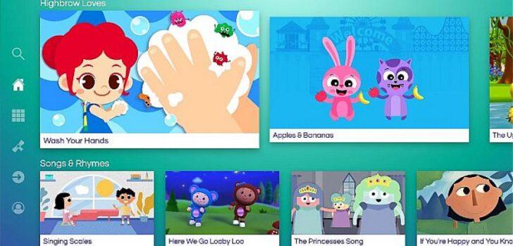 LG ve Highbrow, Çocuklara Uzmanlarca Hazırlanmış Eğitim İçeriği Sunuyor