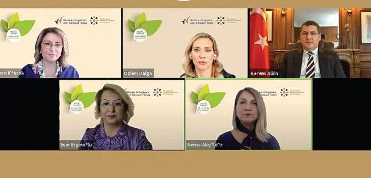 Lojistik ve Taşımacılık Sektörünün Kadın Platformu WiLAT Turkey, ilk ''Yeşil Sohbetler'' Etkinliğini Gerçekleştirdi.