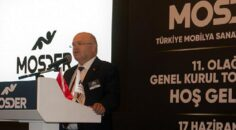 MOSDER'de İkinci Kez Başkan Seçilen Mustafa Balcı Güven Tazeledi