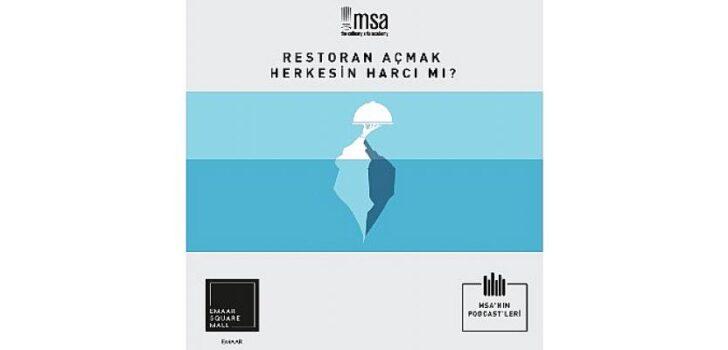 MSA'nın Podcast'leri yepyeni bir seriyle karşınızda