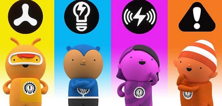 Problem çözmeye yönelik animasyonunun yeni bölümleri CBeebies'e geliyor!