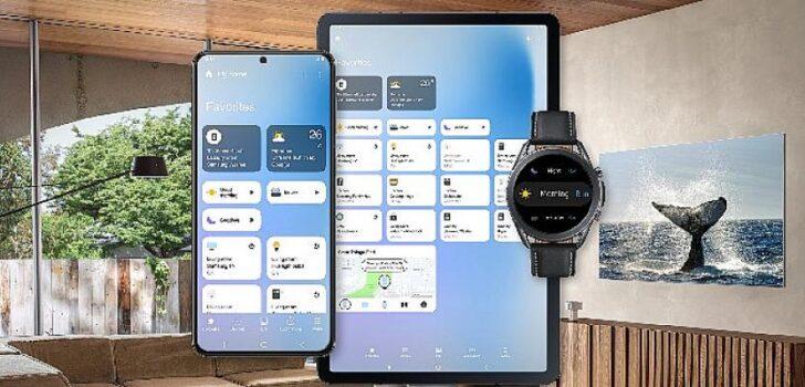 Samsung SmartThings yeni arayüzüyle karşınızda!
