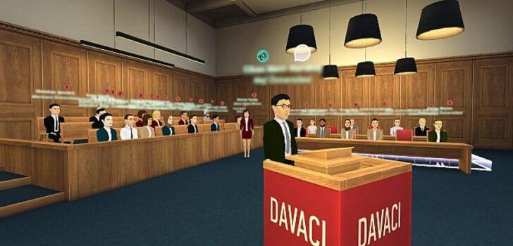 Sanal ortamda gerçekleştirilen ilk kurgusal dava yarışması