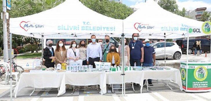 Silivri Belediyesinden anlamlı 'Çevre Günü' etkinliği