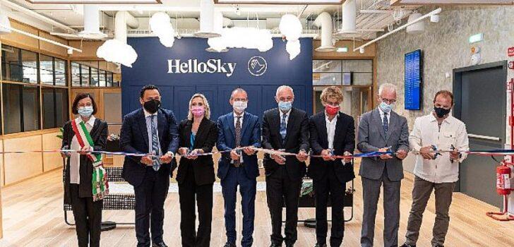 TAV İşletme Hizmetleri 'HelloSky' Lounge ile Milano Bergamo Havalimanı'nda