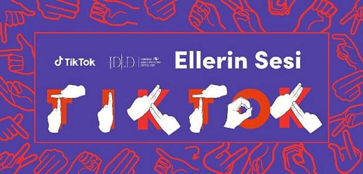TikTok ve İDTD işaret dilinde farkındalık için kolları sıvadı
