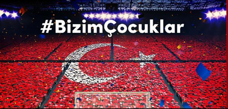 TikTok'tan #Bizimçocuklar kampanyasıyla milli takıma destek
