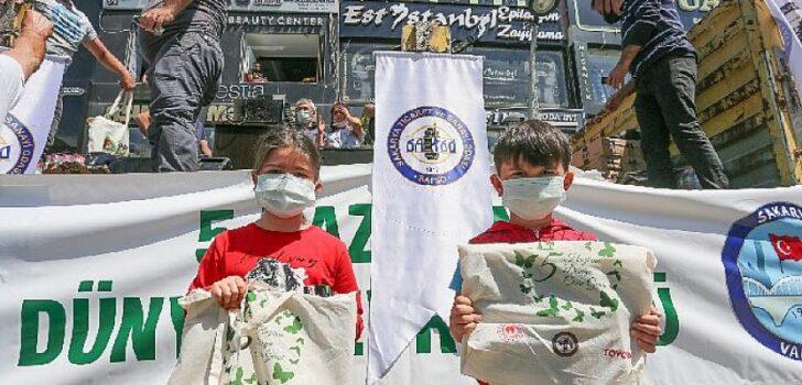 Toyota Otomotiv Sanayi Türkiye Çevre Temizliği ile Farkındalık Yarattı