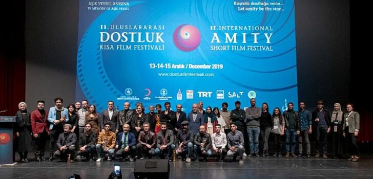 4. uluslararası dostluk kısa film festivali'ne başvurular başladı