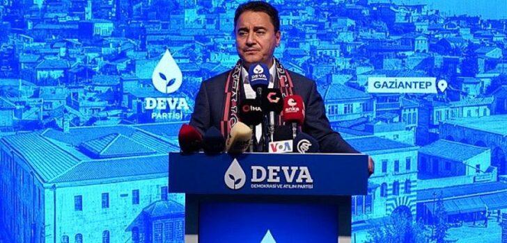 Ali Babacan'dan Erdoğan'a: 'Çözüm süreci sayesinde kendisi Cumhurbaşkanlığı Sarayı'nda, çözüm ortakları hapiste'