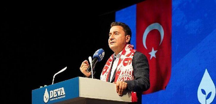 Ali Babacan'dan Erdoğan'a:  'Kendisine tasarruftan muafiyet, vatandaşa yük'