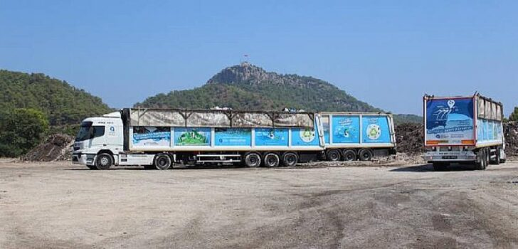 Antalya Büyükşehir Belediyesi temiz bir Antalya için çalışıyor
