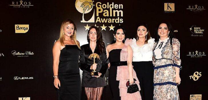 Baku' den , Yılın En İyi Satış ve Pazarlama Direktörü Ödülü'ne layık görüldü