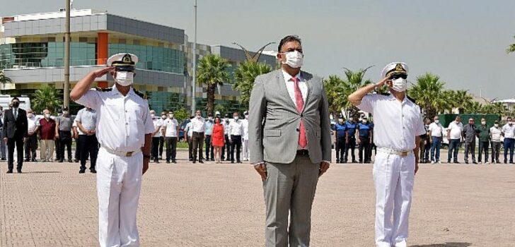 Başkan Erenler, Denizcilik ve Kabotaj Bayramı'nı Kutladı