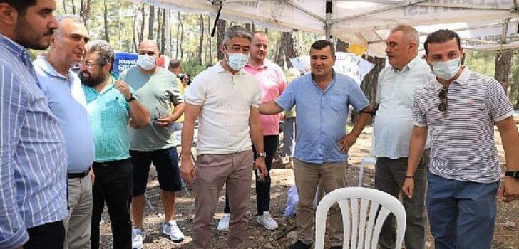 Başkan Halil Karahan'dan İkizköy'de Dayanışma Çağrısı