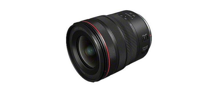 Canon'dan 14mm Netleme Mesafesi Sunan Yeni RF Lens