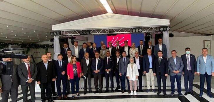 CHP Ordu İl Örgütü 40 milletvekili ile sahada