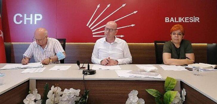 CHP'li Sarı'dan BASKİ'nin su zammına tepki