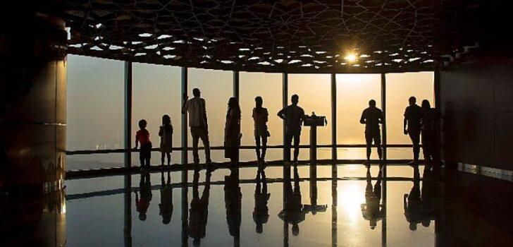 Dubai'ye Emirates İle Uçun, Dünyanın En Yüksek Binası At The Top Burj Khalifa'nın Seyir Terasında Misafir Olun