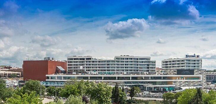 Geleceğin sporu HADO, Axis İstanbul AVM'de açıldı