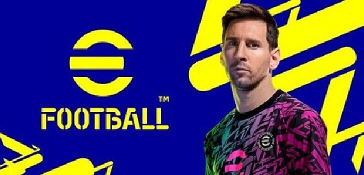 Konami, Next-Gen, oynaması ücretsiz futbol simülasyon denetimi eFootball'u sunar!