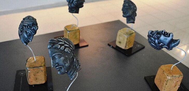 Likya'nın antik kadırgalarının izlerini taşıyan seramik eserler sergisi, Kıbrıs Modern Sanat Müzesi'nde sanatseverlerle buluşacak