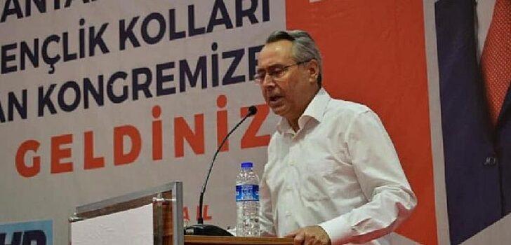 Milletvekili Rafet Zeybek'den, Manavgat'taki Yangın Serzenişi