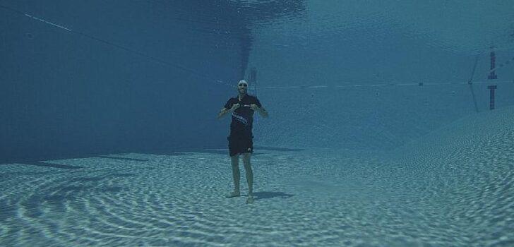 Milli yüzücü Hüseyin Emre Sakcı Olimpiyat yolcusu