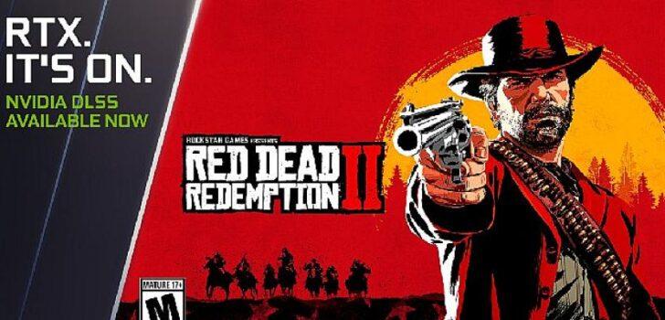 """""""Red Dead Redemption 2"""" ve """"Red Dead Online"""", GeForce RTX GPU'larda NVIDIA DLSS ile 45'e Varan Performans Artışı Elde Ediyor"""