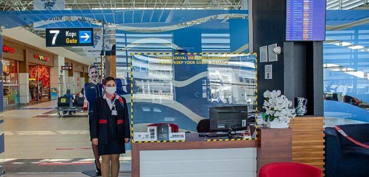 SunExpress misafirlerine Fraport TAV Antalya Havalimanı'nda indirimli lounge hizmeti
