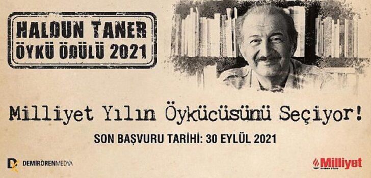 """Türk Edebiyatının Değerli Yarışması """"Haldun Taner Öykü Ödülü"""""""