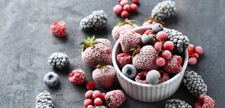 Türkiye'nin dondurulmuş meyve sebze ihracatı yılın ilk yarısında yüzde 32 arttı