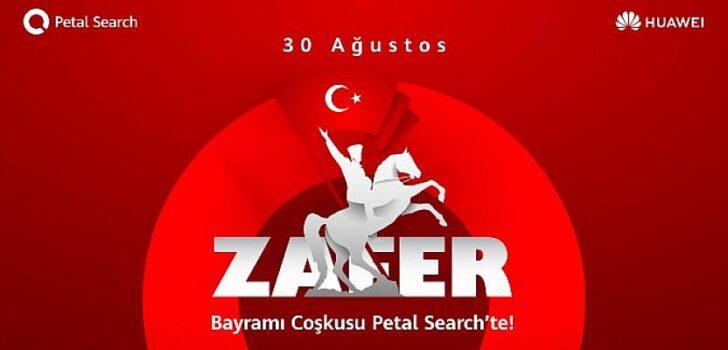30 Ağustos Zafer Bayramı Coşkusu Petal Search'te