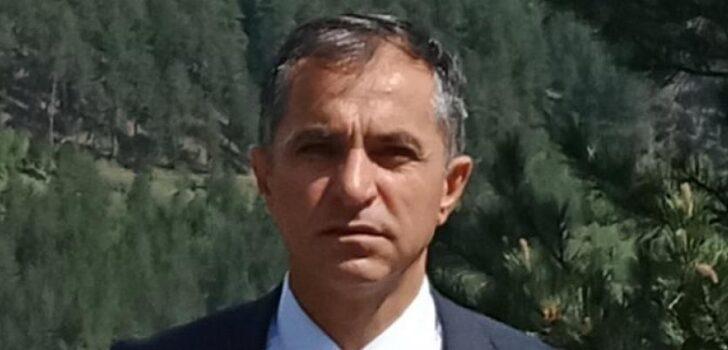 """Ankara İl Başkanı Hurşit Taşçı, """"Ciğerlerimiz Kül Oldu"""""""