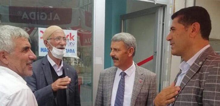Başkan Kızılboğa, Solhan'da Sorunların Sesi Oldu