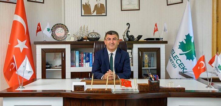 İl Başkanı Hasan Ekici'den 30 Ağustos Zafer Bayramı Mesajı